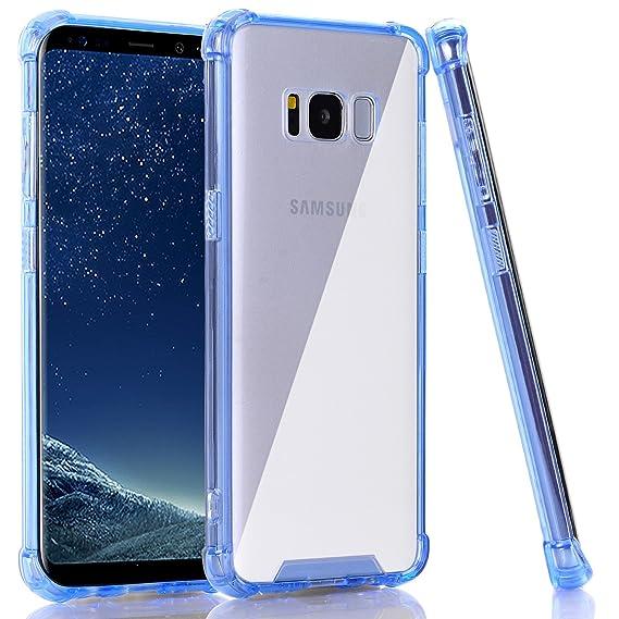 galaxy s8 case clear