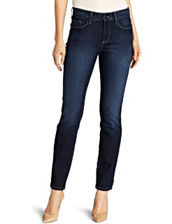 new NYDJ Not Your Daughters Jeans ALINA NORWELL leggings dark blue 4 8 12 14 16
