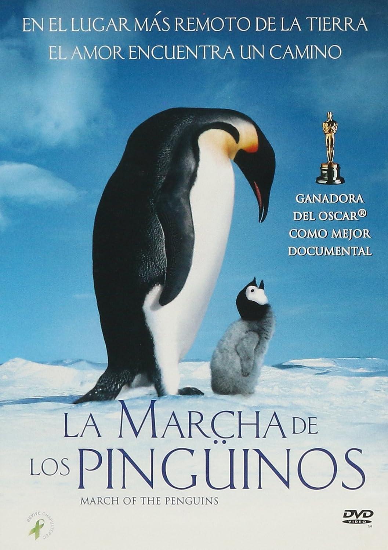 Amazon.com: La Marcha de los Pinguinos (March of the Penguins) [*Ntsc/region  1 & 4 Dvd. Import-latin America] (Spanish subtitles): Luc Jacquet, ...