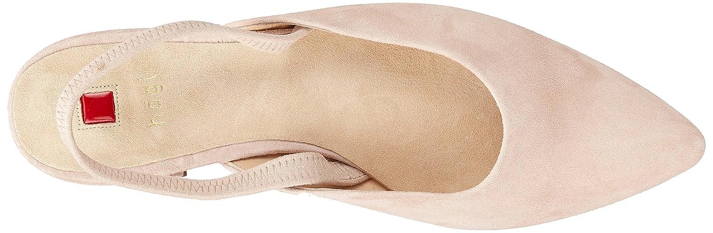 HÖGL Damen 5-10 2622 1800 (Nude) Slingback Ballerinas Beige (Nude) 1800 79d60a