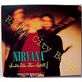 Nirvana - Smells Like Teen Spirit - DGC - GED 21673, Sub Pop - GED 21673
