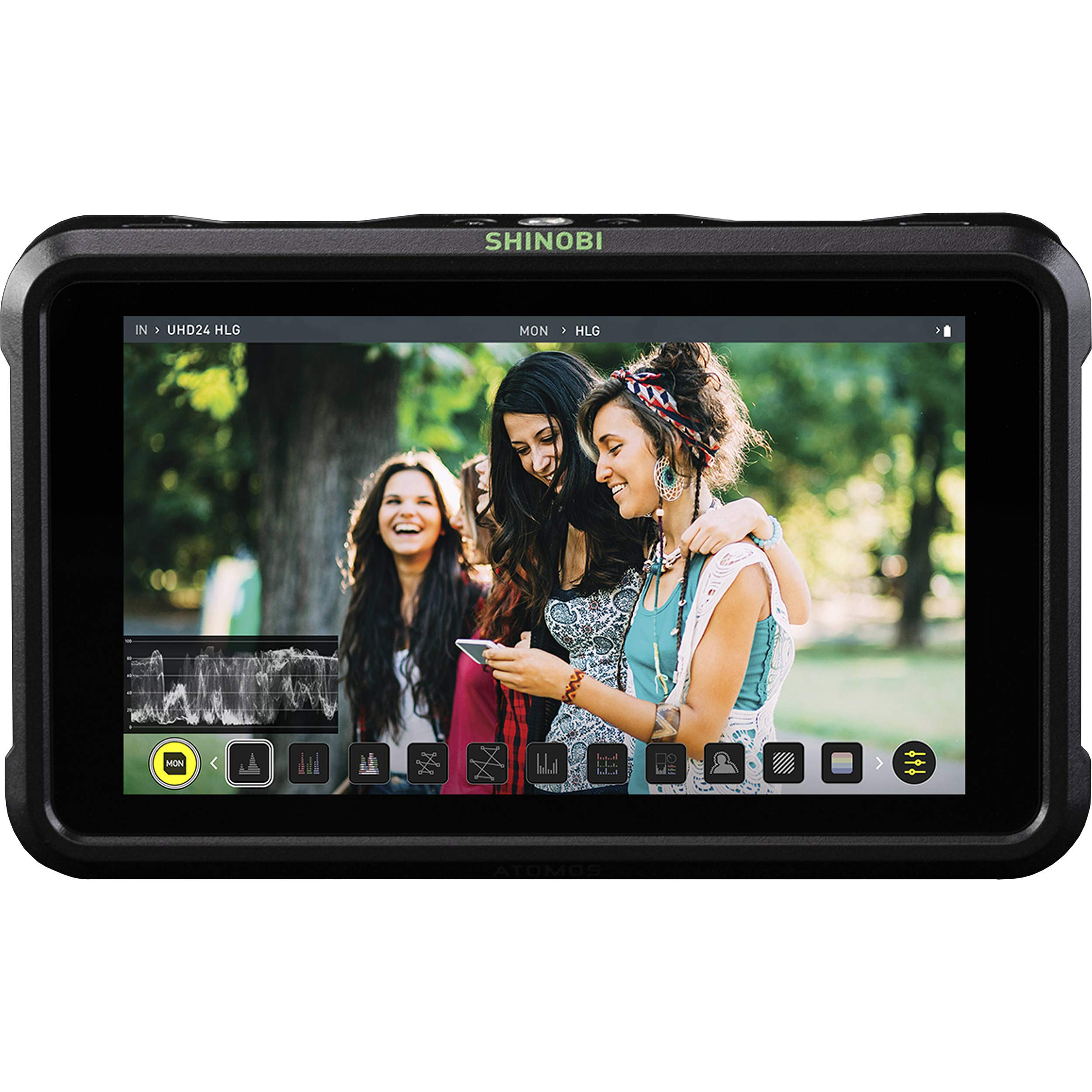 Atomos Shinobi SDI 5'' 3G-SDI & 4K HDMI Pro Monitor