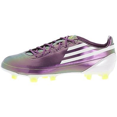 adidas F30 Trx Fg Chaussures Football homme VioletBlanc