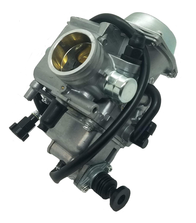amazon com: zoom zoom parts carburetor for honda trx 450 trx450fm 450fm fm  foreman carb 2002-2004 free fedex 2 day shipping free fuel filter and  sticker: