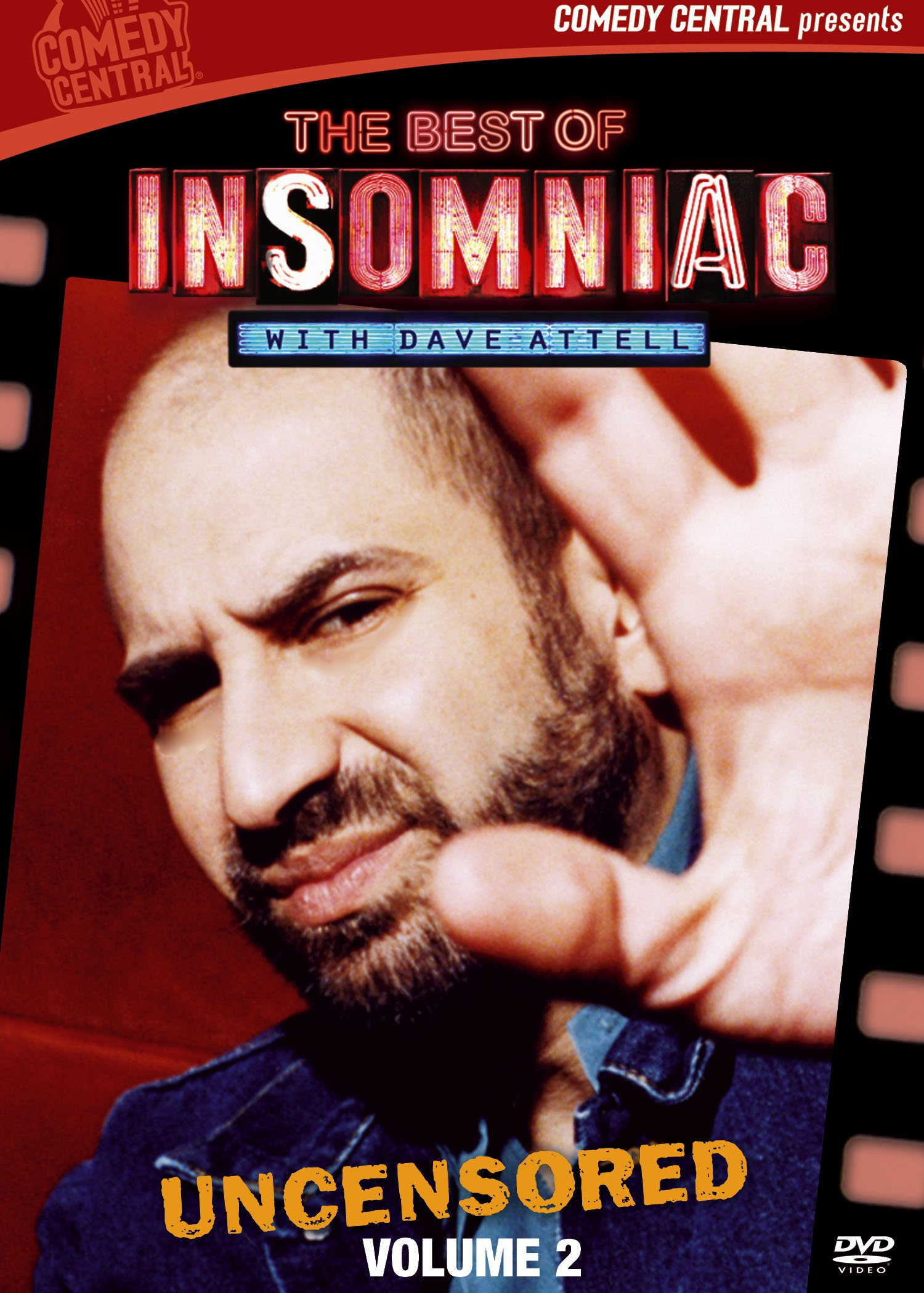 Dave Attell - The Best of Insomniac With Dave Attell: Uncensored: Volume 2 [Explicit Content] (Uncensored, 2PC)