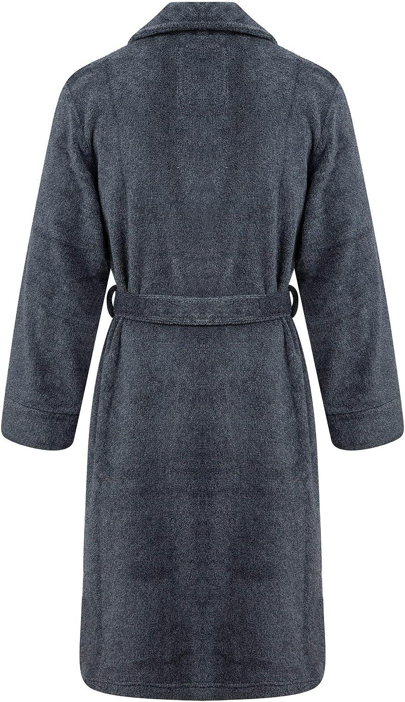 Tokyo Laundry Mens Alps Fleece Dressing Gown