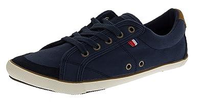 69a197cf606dc Footwear Studio Lloyd & Pryce Womens Navy Blue Casual Summer Trainers ...