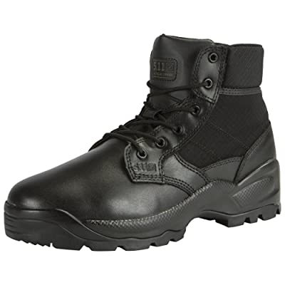 5.11 Tactical Men's Speed 2.0 5 Inch Tactical Boot,Black,7 2E US