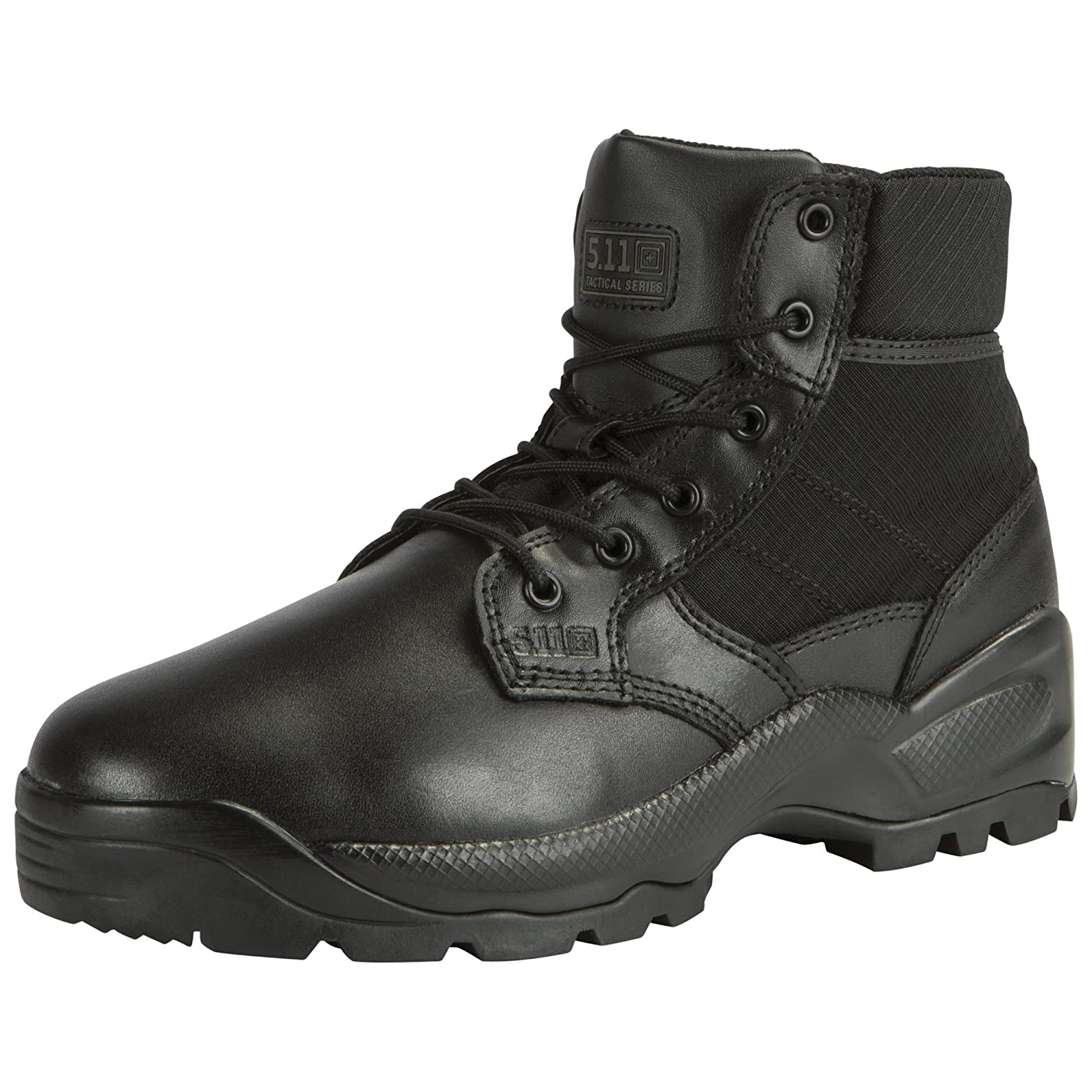 5.11 Tactical Men's Speed 2.0 5 Inch Tactical Boot,Black,12 D US