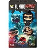 Funkoverse: Jurassic Park 101 2-Pack Board Game