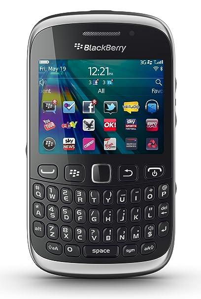 Blackberry Curve 9320 Unlocked GSM OS 7 1 Cell Phone - Black