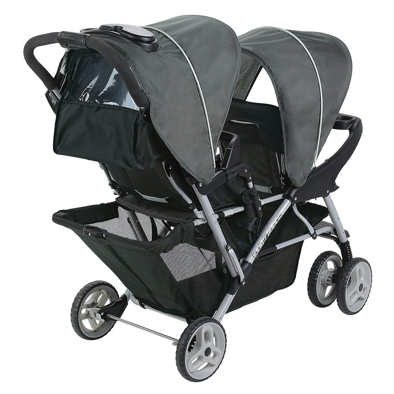 Amazon.com: Graco duoglider Click carriola de bebé doble + ...