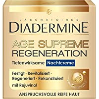 DIADERMINE - AGE SUPREME - Regeneration - Anti Age night cream 50 ml