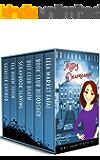 Missy DeMeanor Cozy Mysteries Vol. 1-6: Missy DeMeanor Cozy Mysteries