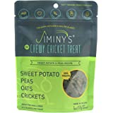 Jiminy's Cricket Protein Sweet Potato and Pea Soft & Chewy Dog Training Treats | 100% Made in The USA | Gluten-Free…