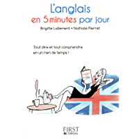 Petit livre de - L'anglais en 5 minutes par jour (LE PETIT LIVRE)