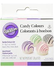 Wilton Colour Kit 1-Ounce Candy 4 Colour, Garden