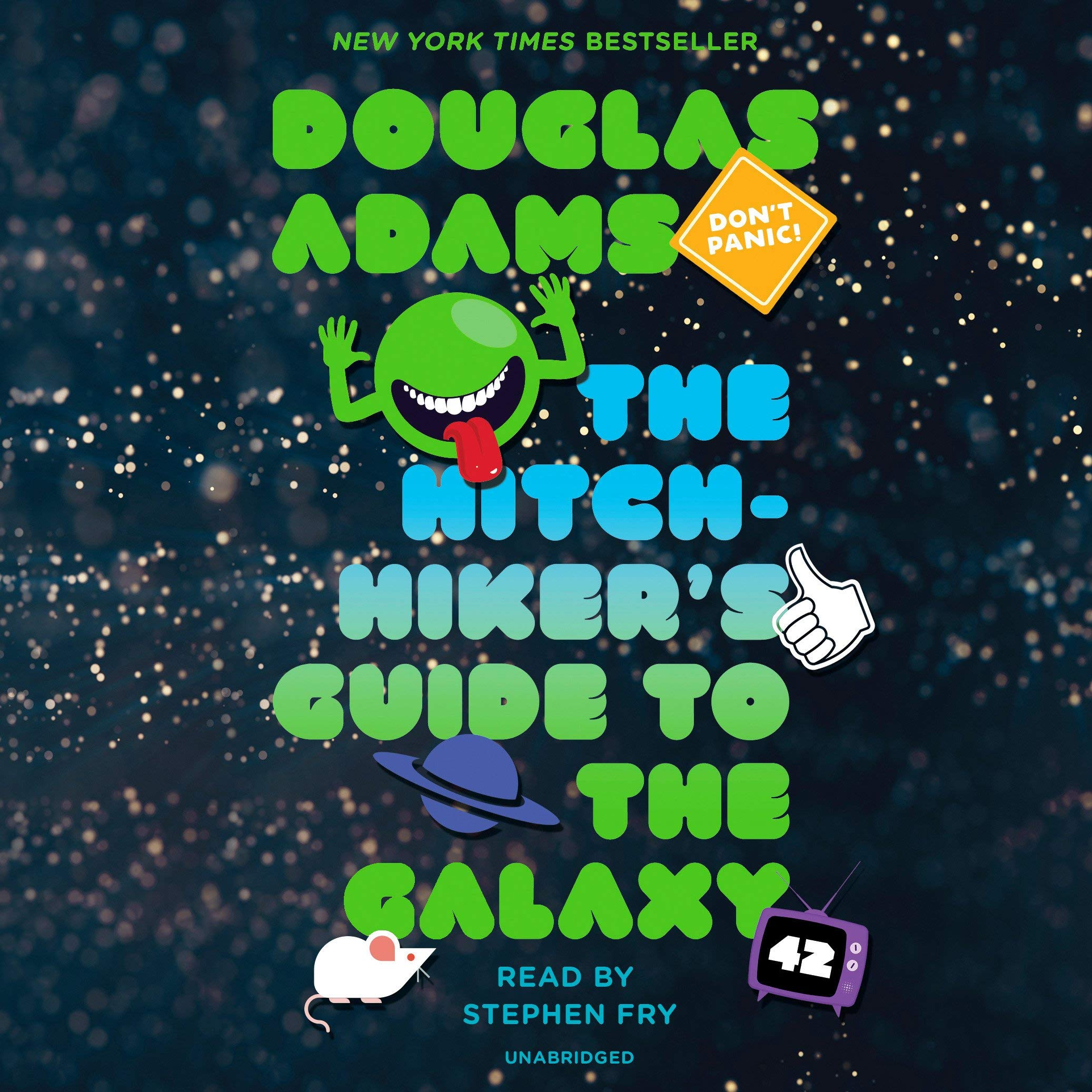 d1abd1a4a5 The Hitchhiker s Guide to the Galaxy  Amazon.co.uk  Douglas Adams ...