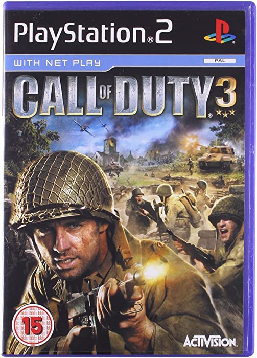 Los 12 Call Of Duty 3 Ps2