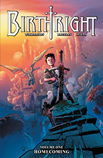 BIRTHRIGHT VOLUME 1 HOMECOMING GRAPHIC NOVEL New Paperback Collects Issues #1-6