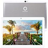 "Artizlee ATL-31 Tablet 10"" FHD Display 1920x1200 IPS (4G Dual Sim Android 6.0 Octa Core Phablet, RAM 2GB, Capacità 32GB, Wi-Fi, OTG), Colore Bianco"