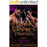 The Alpha Vampire's Proposal: An Mpreg Paranormal Romance (Flickering Shadows Book 1)