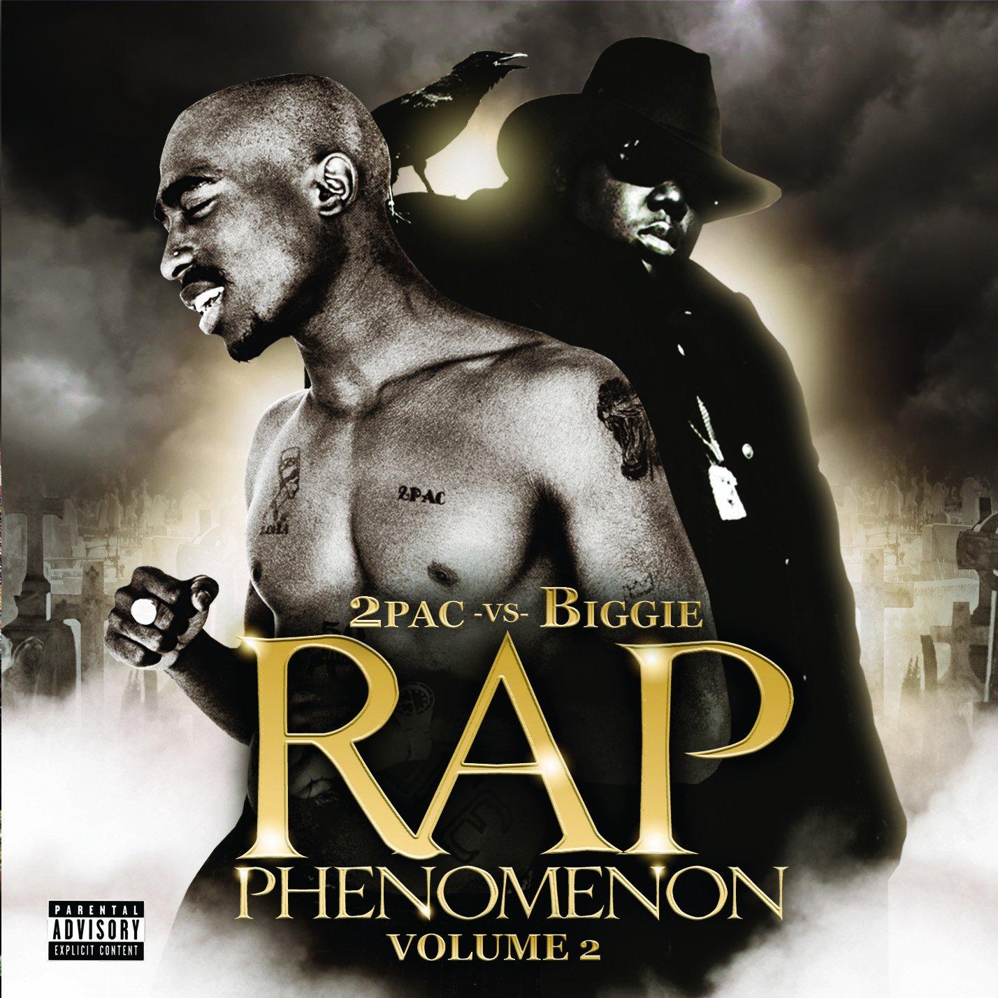 Vol. 2-Rap Phenomenon                                                                                                                                                                                                                                                    <span class=