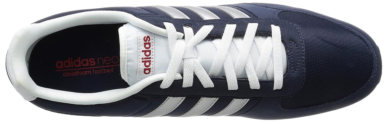 b8cbd0a6e4f29 Amazon.com: adidas Shoes Neo City Racer F99330 Marino: Shoes