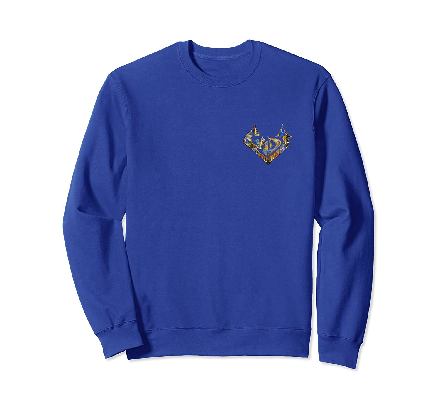 119a58ff Messed Up : Warriors Sweatshirt-TH
