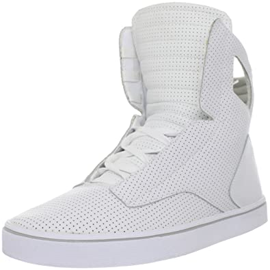 Radii Mens Noble Sneaker,White Perforated,14 ...