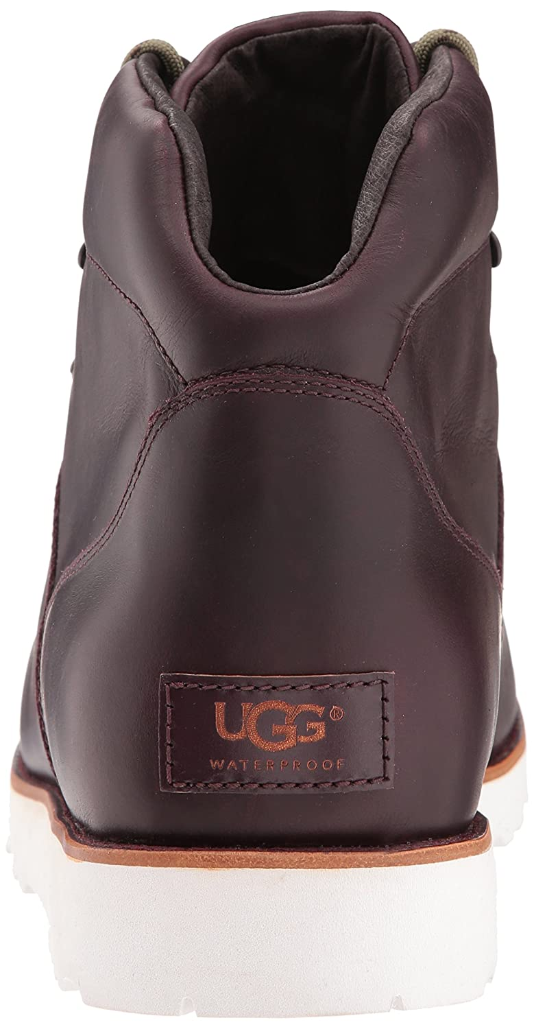 377682ad165 UGG Men's Hafstein Snow Boot, : Amazon.co.uk: Shoes & Bags