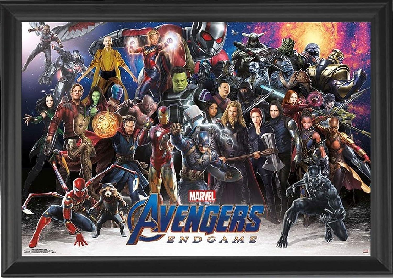Canvas Pictures Hulk Vs Iron Man Avengers Movie Large Poster Marvel Comics