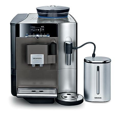 Siemens TE706501DE EQ.7 Plus - Máquina de café expreso (1700 W),