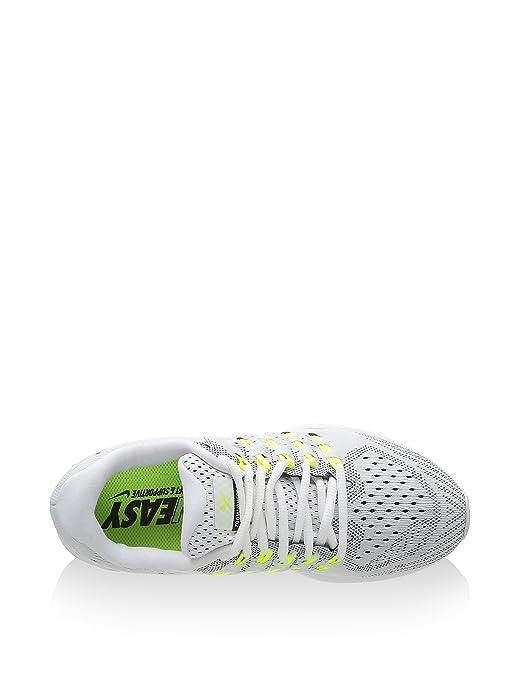 buy online 8ccd4 cd4bd Nike W Air Zoom Vomero 11 CP Chaussures de Running Entrainement Femme,  Blanc Cassé-Blanco (White Black-Volt), 36 EU: Amazon.fr: Chaussures et Sacs