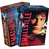 Smallville: Complete Seasons 1 & 2 [Importado]