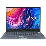 "ASUS ProArt StudioBook Pro 17 Mobile Workstation, 17"" WUXGA NanoEdge Bezel, Intel Core i7-9750H, 16GB DDR4, 1TB PCIe SSD, Qua"