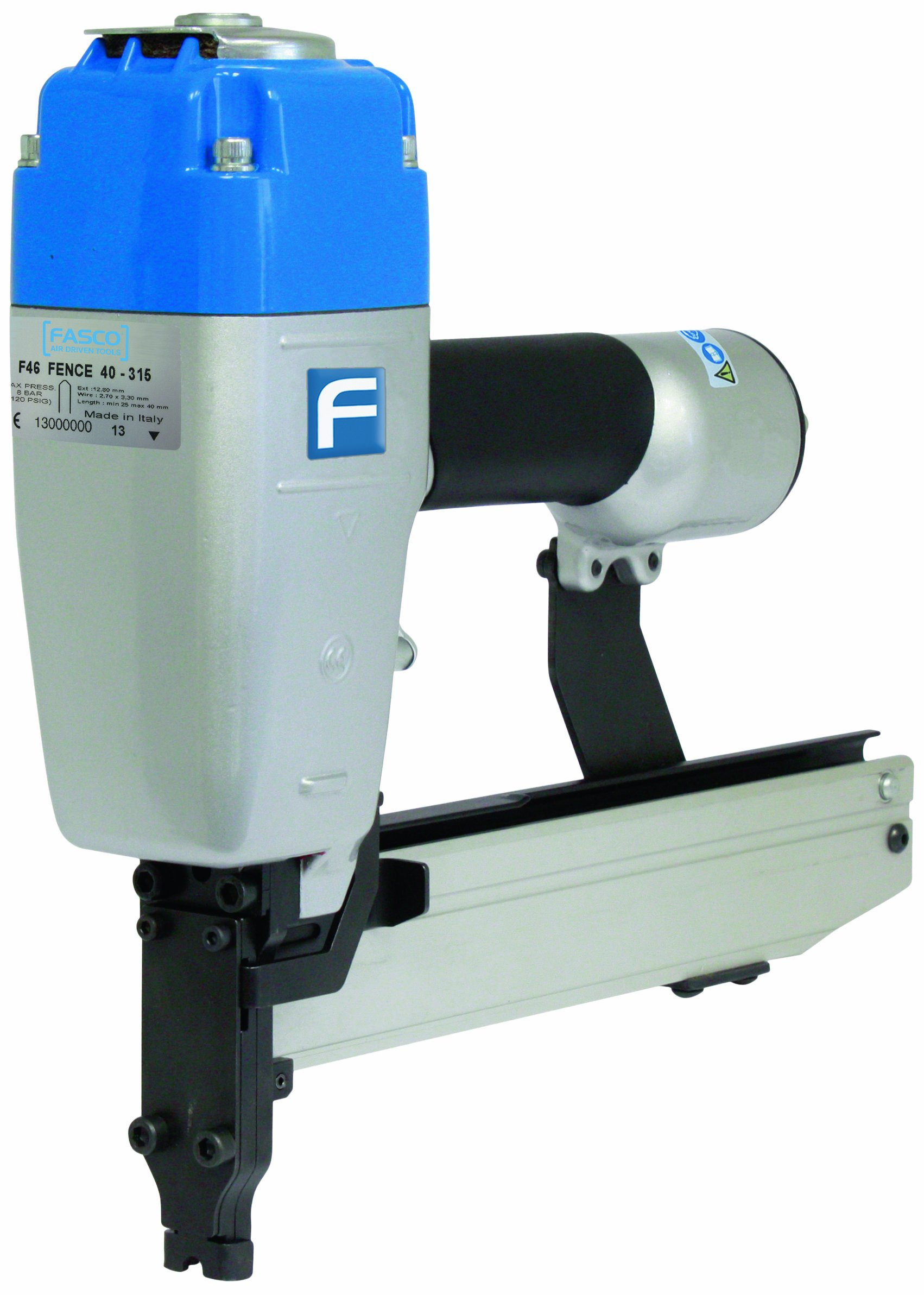 Fasco 11447F Pneumatic Fencing Stapler for 1-9/16-Inch Fence Staples