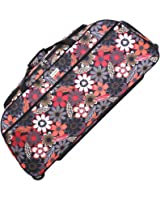 Karabar Budva 33 Inch Wheeled Travel Bag, Multi Floral