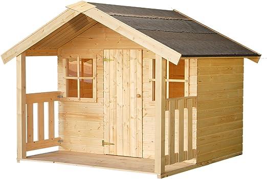 Niños casa de juguete Nick infantil Casa de juegos para jardín: Amazon.es: Jardín
