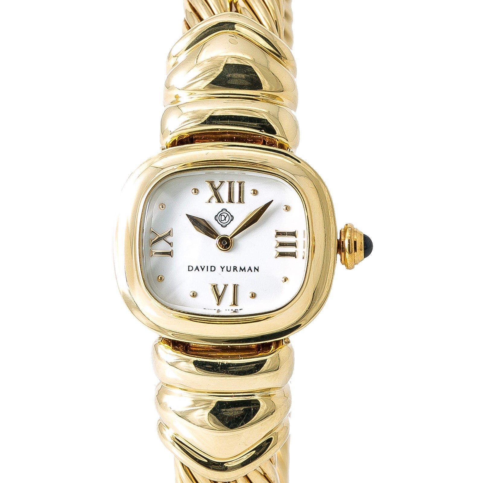 David Yurman Bangle Watch quartz womens Watch T-3833 (Certified Pre-owned) by David Yurman (Image #4)