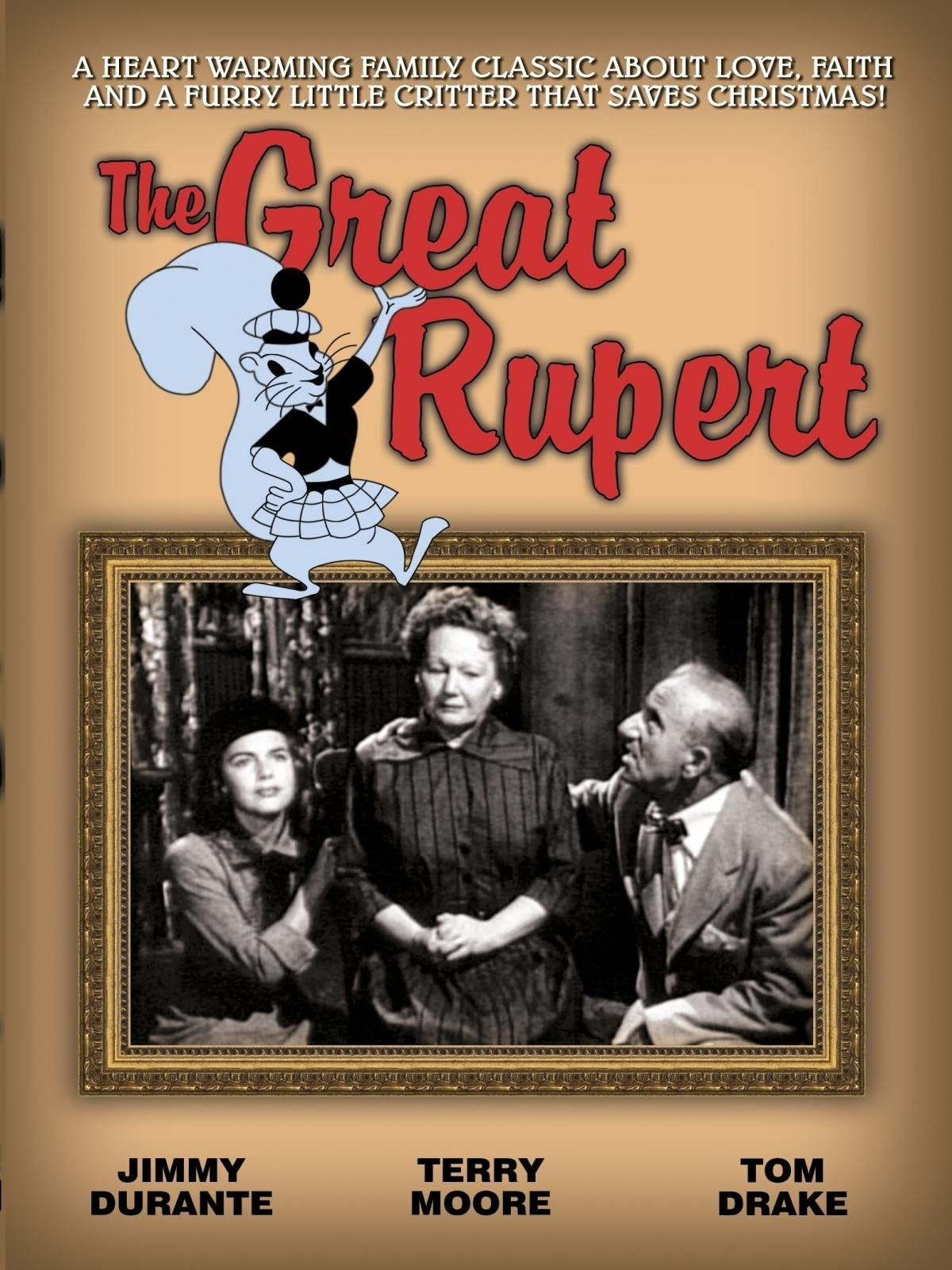 Amazon.com: The Great Rupert: Jimmy Durante, Terry Moore, Tom Drake ...