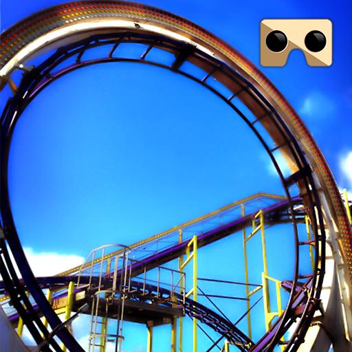 VR Crazy Roller Coaster Simulator