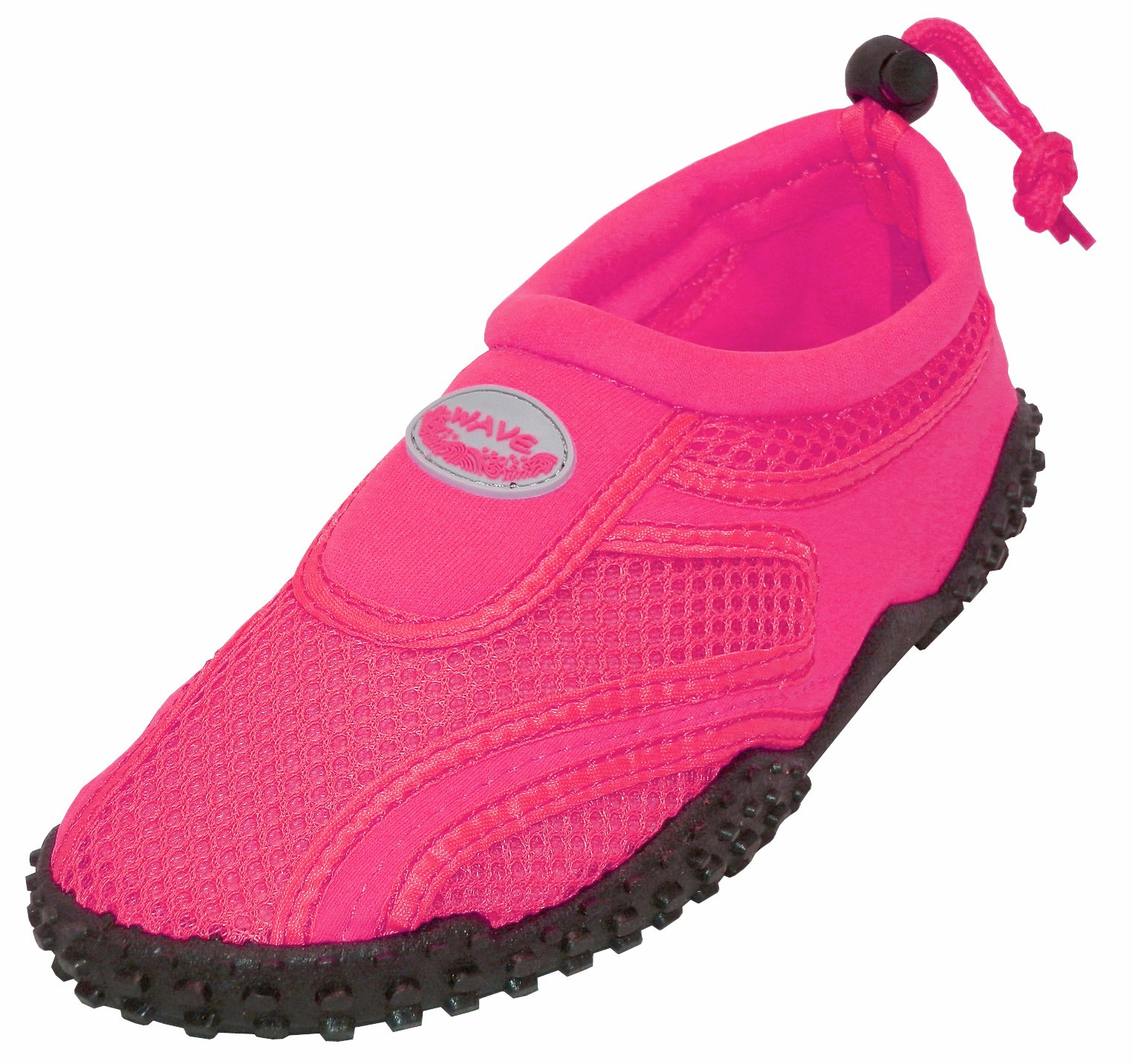 The Wave Aqua Socks Womens Water Shoe, Neon Pink, 11 by The Wave (Image #1)