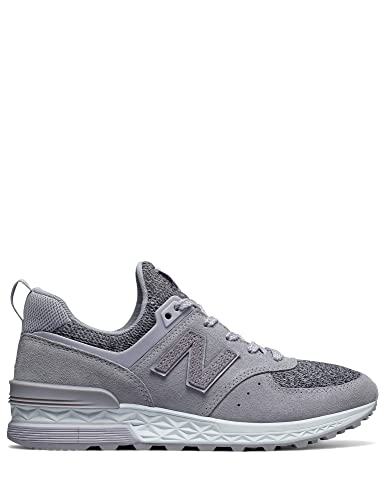 d6ba56a3d46 New Balance 574 Trainers Purple  Amazon.co.uk  Shoes   Bags