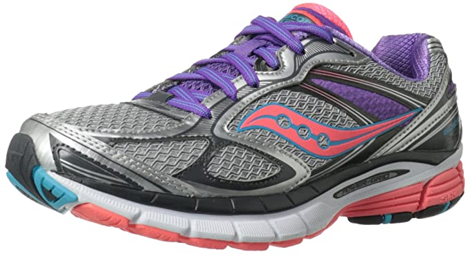 saucony trail mujer plata