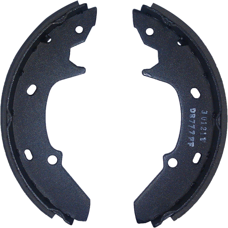 Pro Braking PBF2786-SIL-BLU Front Braided Brake Line Silver Hose /& Stainless Blue Banjos