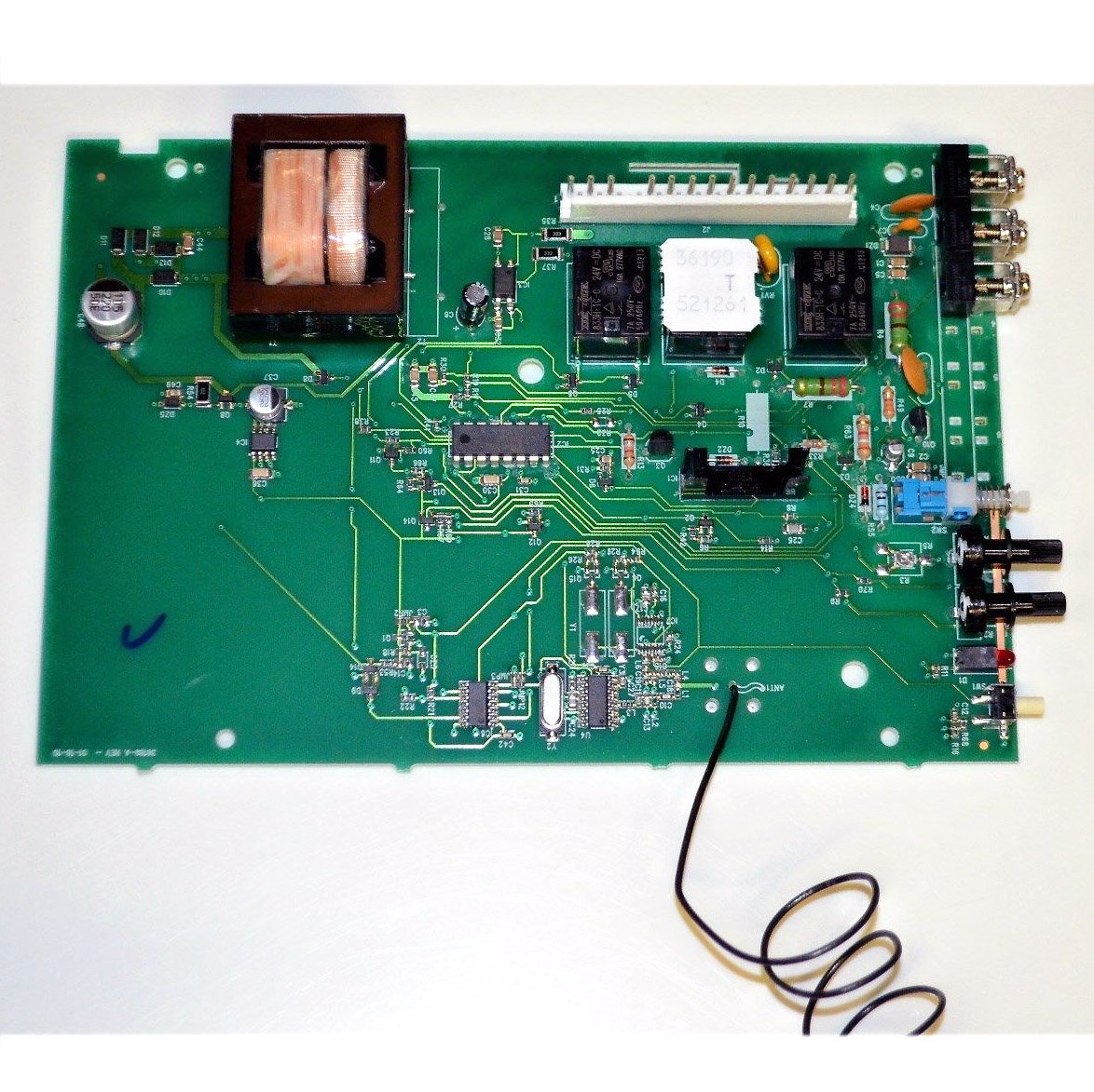 Overhead Door Legacy Garage Opener Circuit Board 20380r 34514t Genie Wiring Diagram Furthermore Openers 36190t Three Terminal Control