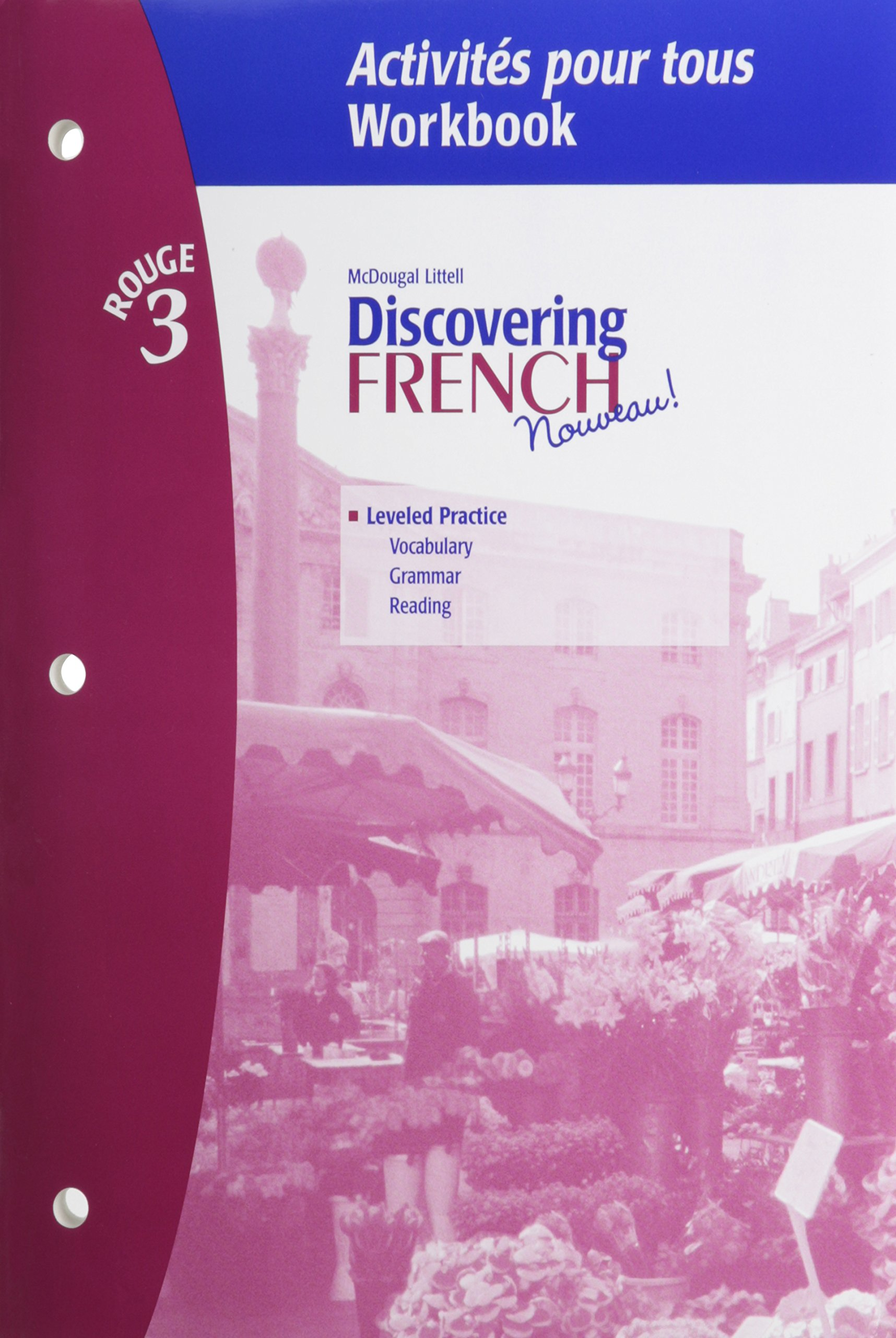 Discovering French Nouveau! Rouge 3
