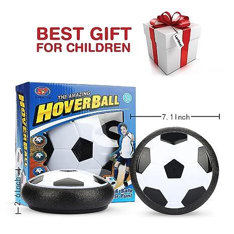 lenbest Air Hover Ball Soccer, Juguete Balón de Fútbol, Juguetes ...