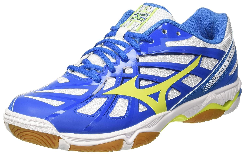 Mizuno Wave Hurricane, Zapatos de Voleibol para Hombre V1GA1640